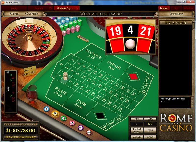 Play Online Casino At The Very Best Gambling Website