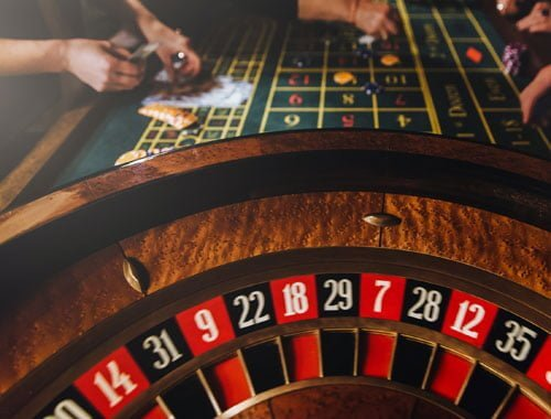 An Online Casino Gambling