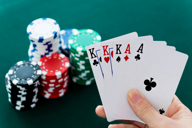 The Best Strategy To Online Casino