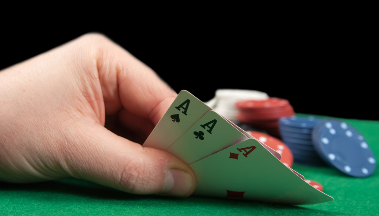 Three Step Guidelines for Online Gambling
