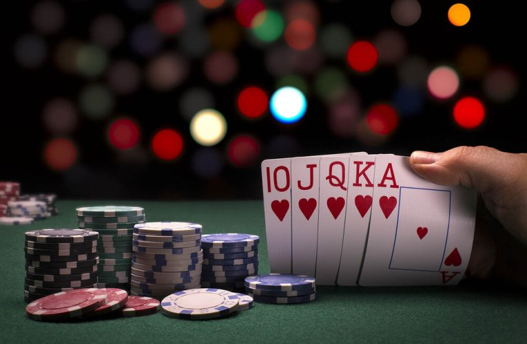 Secret Stuff you Did not Learn about Gambling