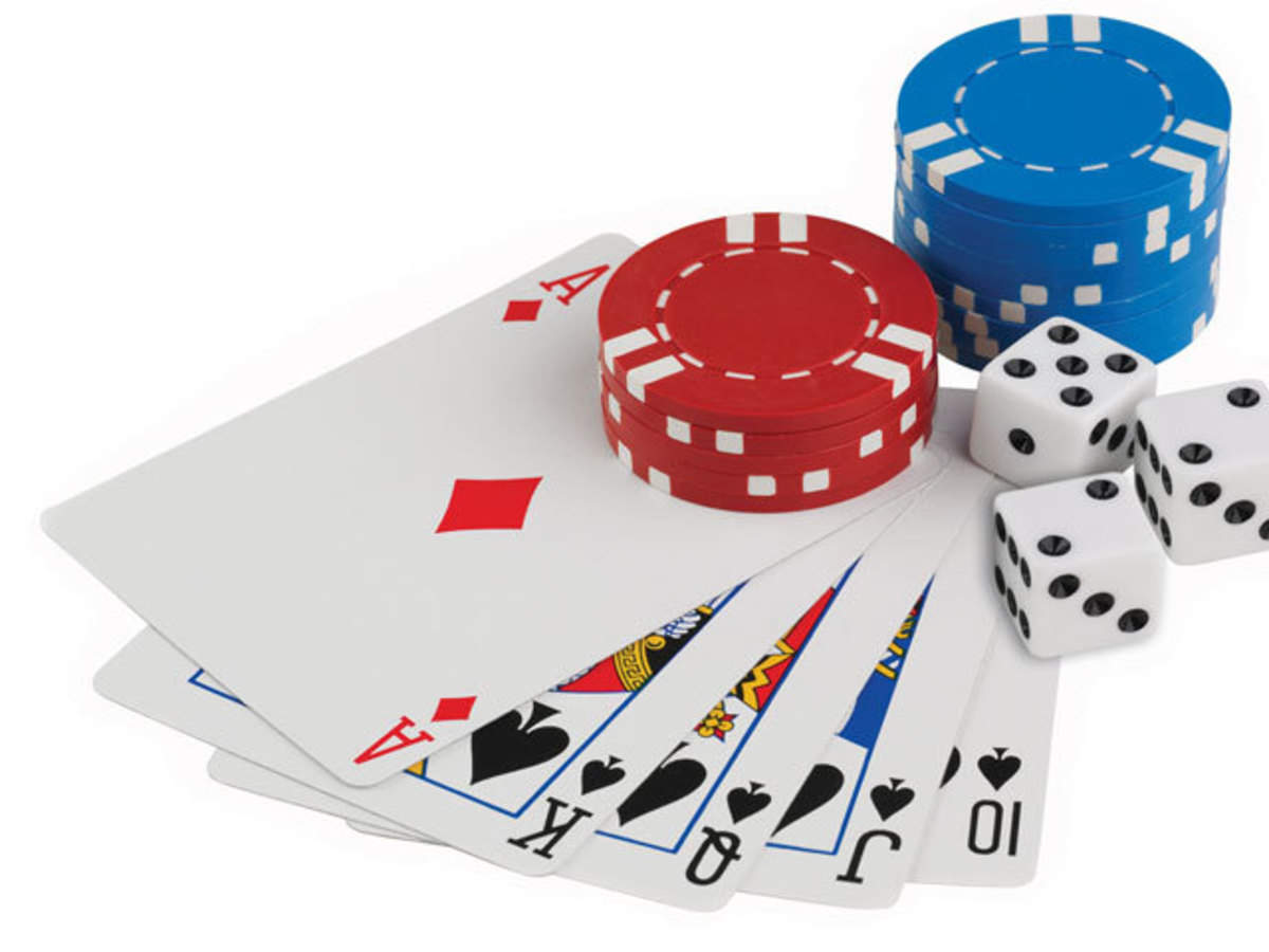 Four Tips For Using Casino To Depart Your Competitors Within The Dust