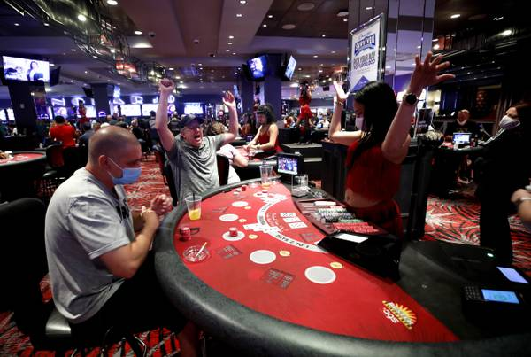 The Fundamental Facts Of Casino