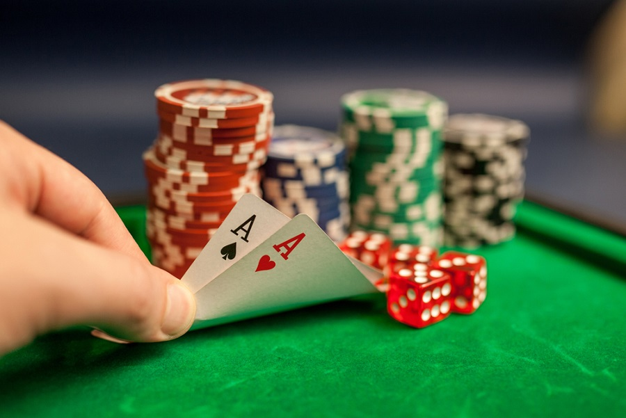 What Makes Gambling That Different