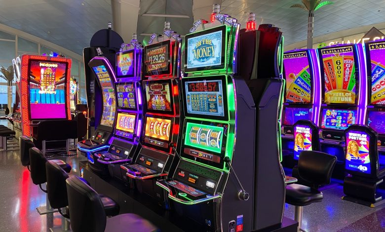 Casino - The right way to Be More Productive?